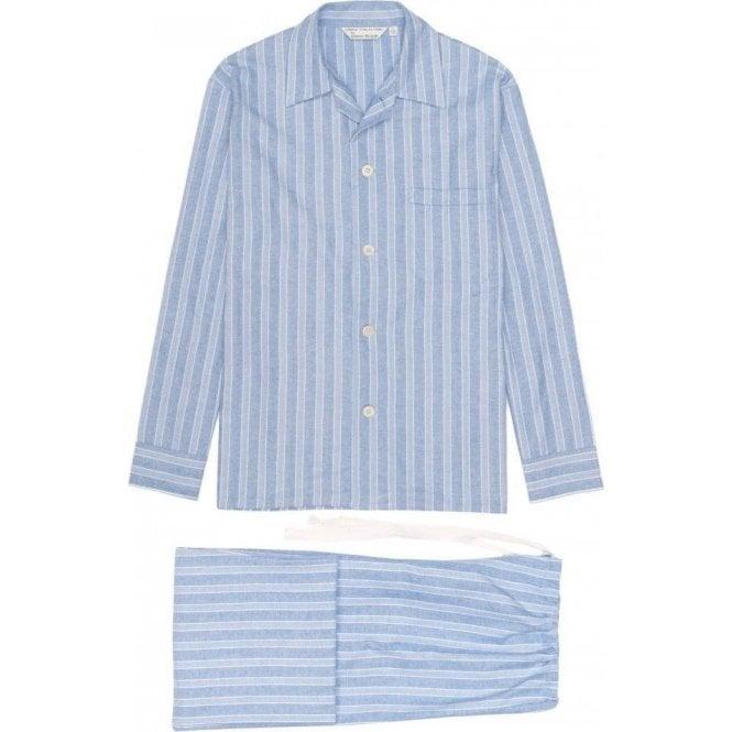 Derek Rose Men's Classic Fit Pyjamas