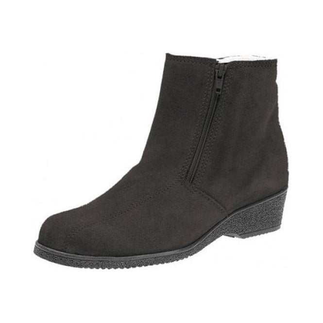Draper of Glastonbury Suede Leather Cambridge Boot