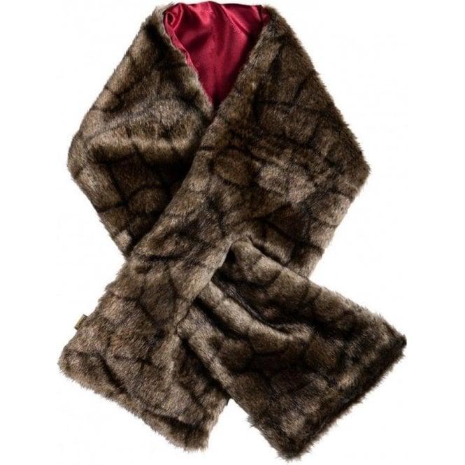 Dubarry Altamont Faux Fur Wrap