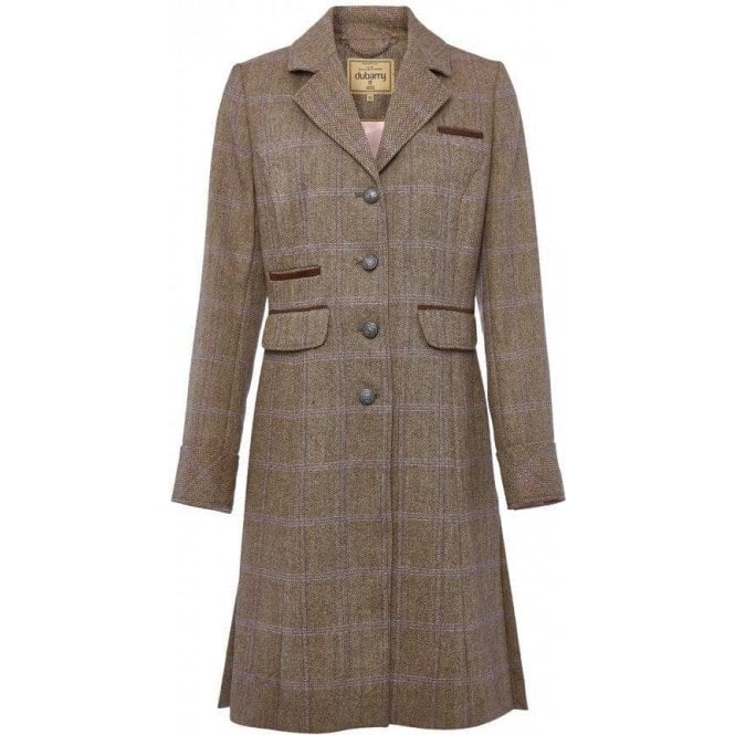 Dubarry Blackthorn Tweed Coat
