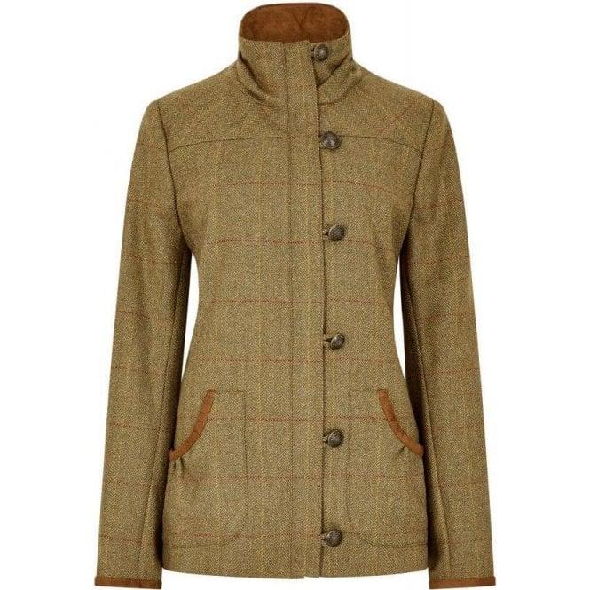 Dubarry Bracken Tweed Coat