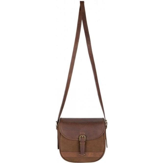 Dubarry Clara Large Leather Saddle Style Bag