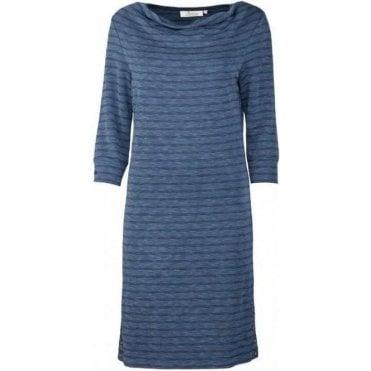 Ennis Cowl Neck Dress