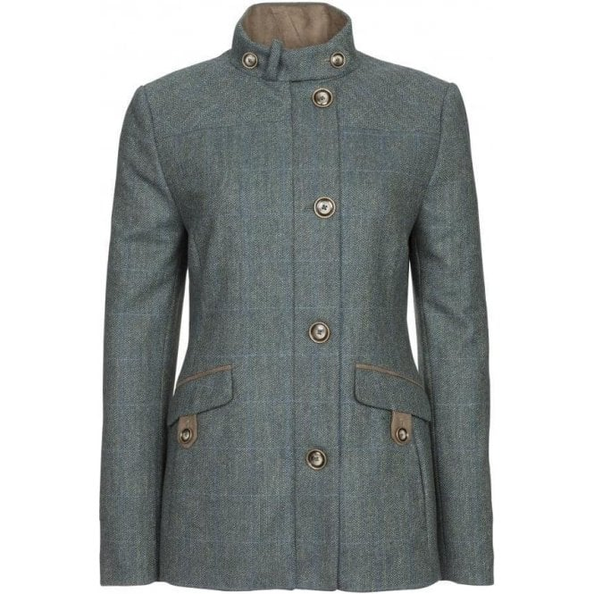 Dubarry Heatherbell Ladies Tweed Utility Jacket