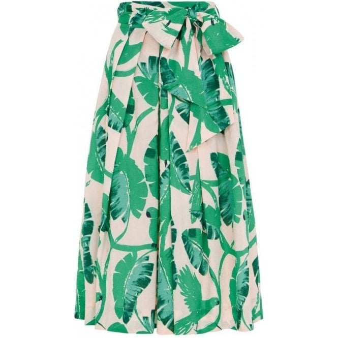 Emily and Fin Jemima Botanical Parakeets Skirt