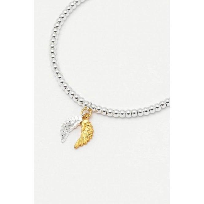 Estella Bartlett Wings Liberty Bracelet