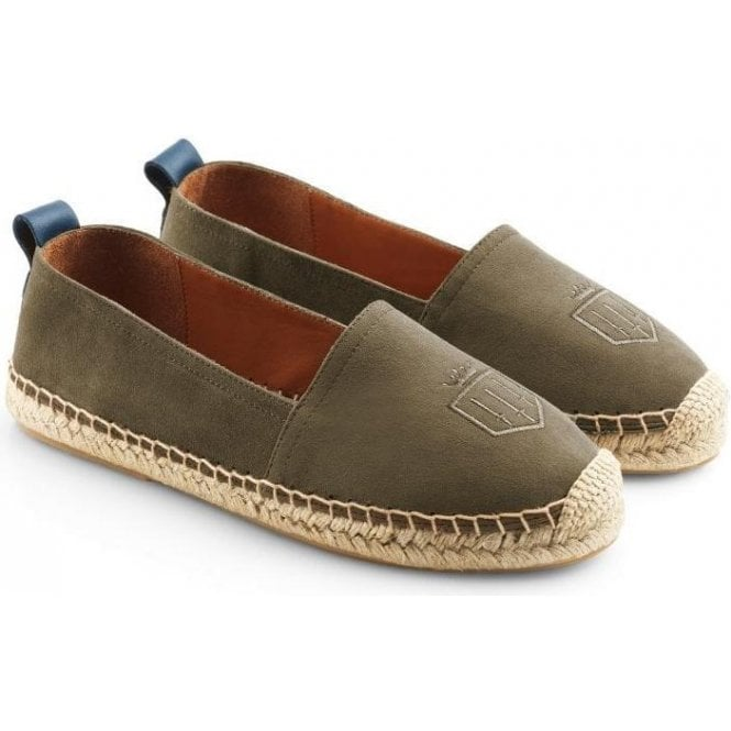 Fairfax & Favor The Monaco Flat Espadrille