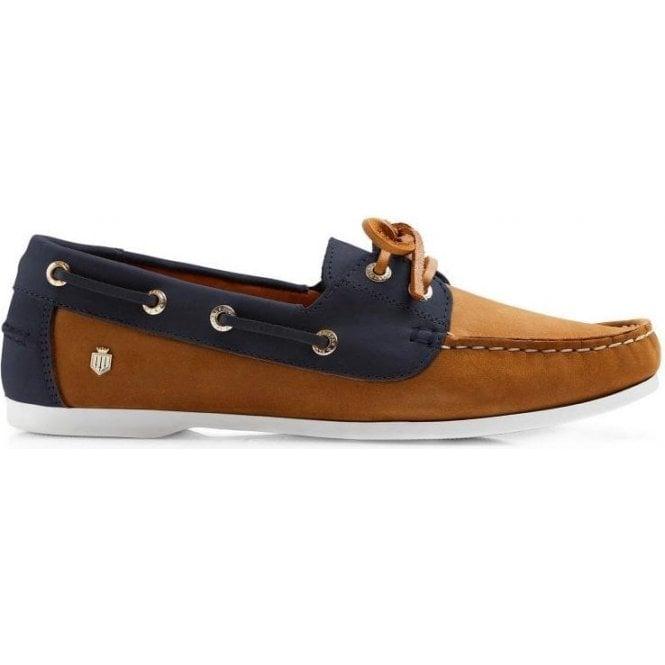 Fairfax & Favor The Salcombe Deck Shoe
