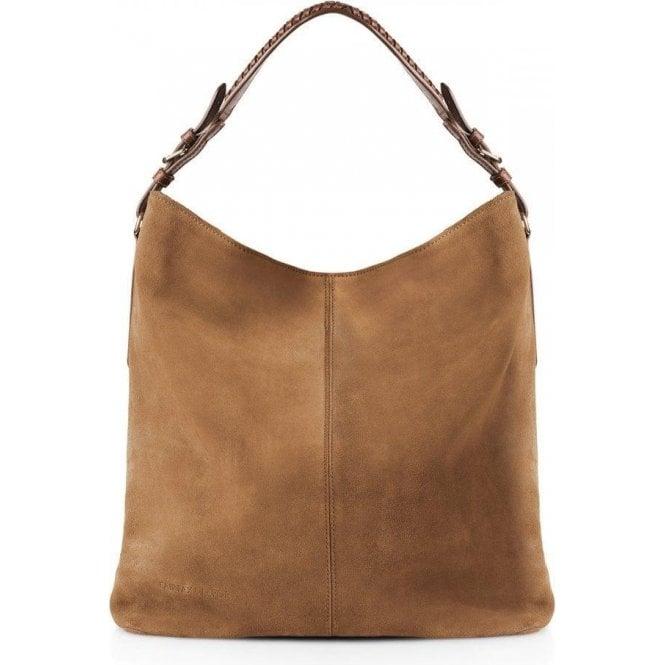 Fairfax & Favor The Tetbury Suede Handbag