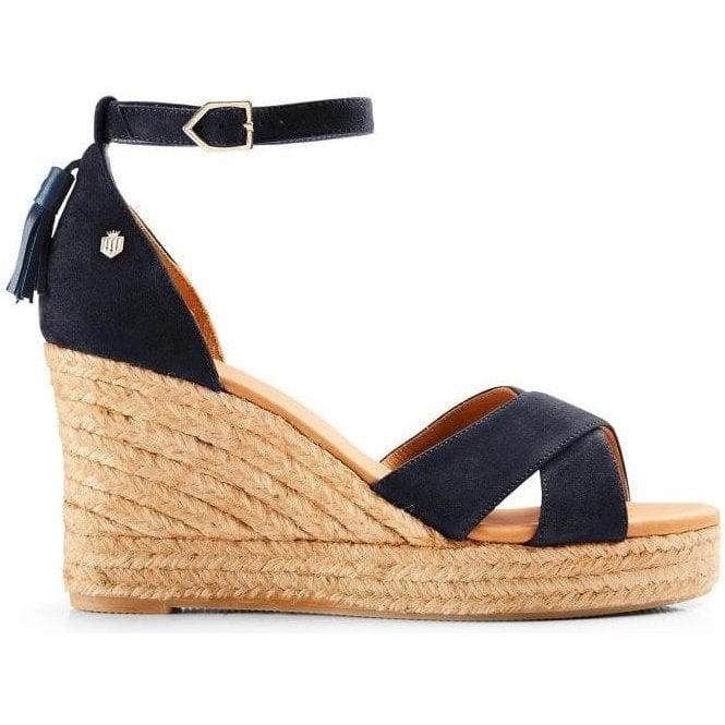 Fairfax & Favor The Valencia Wedge Sandal