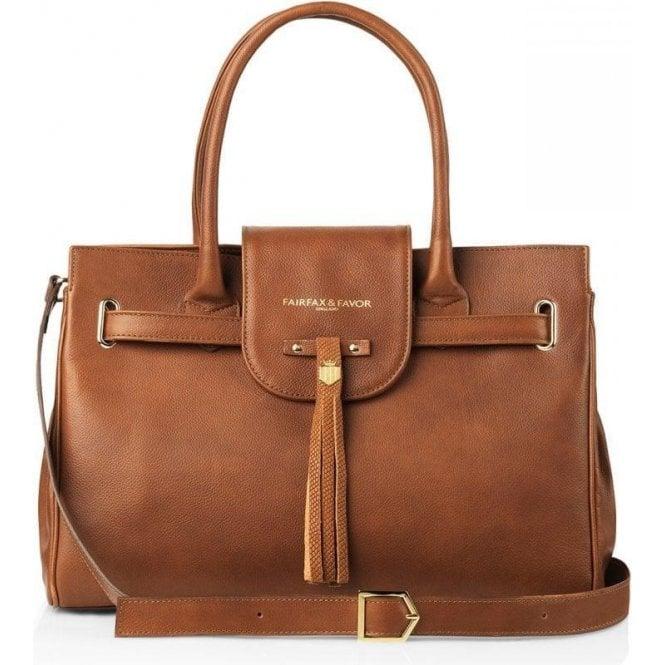 Fairfax & Favor The Windsor Handbag - Leather