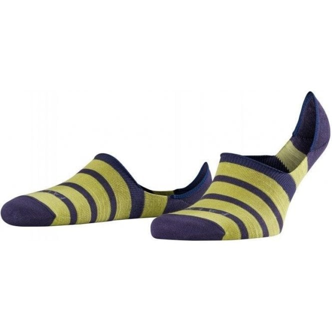 Falke Even Stripe Men No Show Socks