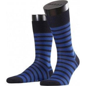 Even Stripe Men Socks
