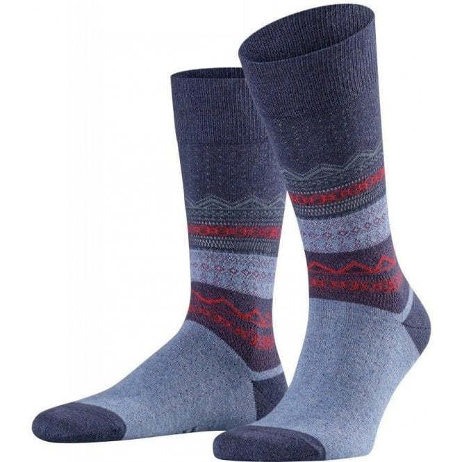 Falke Folksy Winter Men Socks
