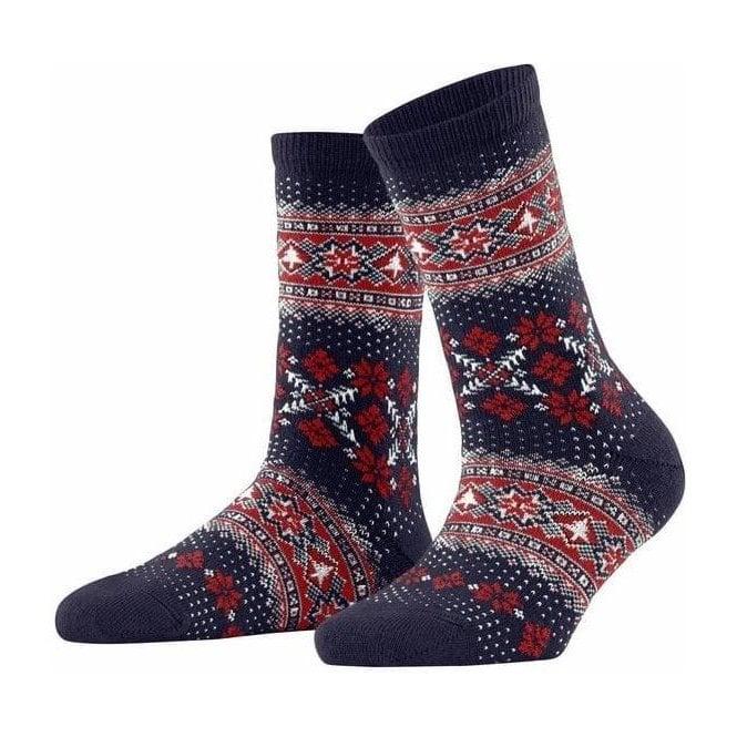 Falke Winter Holiday Women Socks