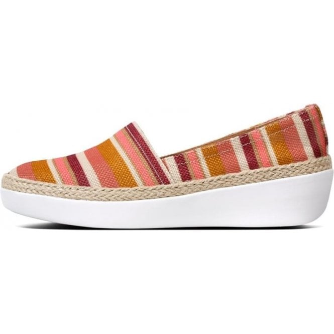 Fitflop CASA™ LOAFERS - STRIPEY
