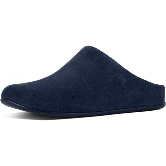 Fitflop CHRISSIE™ SHEARLING SUEDE SLIPPERS
