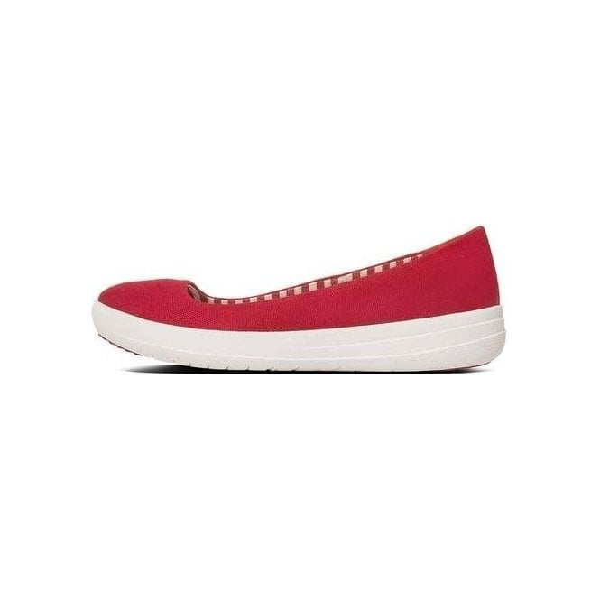 Fitflop F-SPORTY™ CANVAS SPORTY BALLERINAS