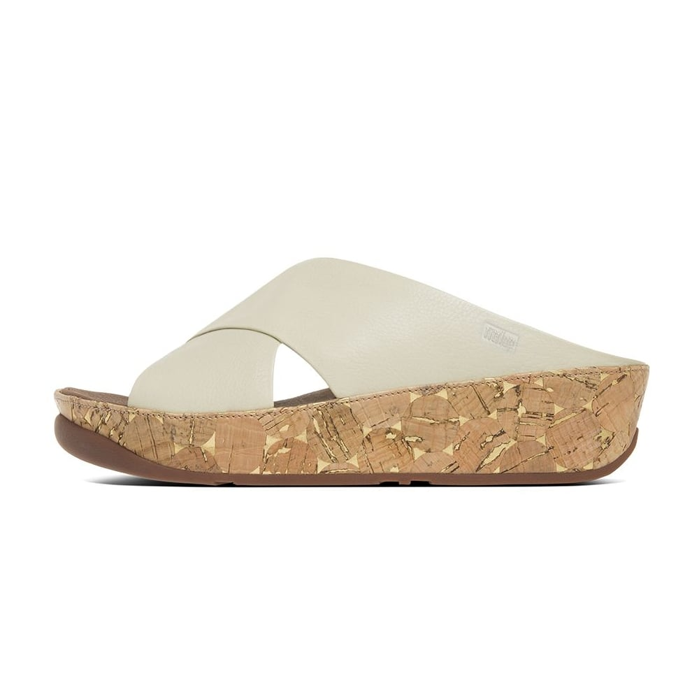 1797e59940101c Fitflop KYS™ LEATHER SLIDE SANDALS - Women Latest Products Available ...