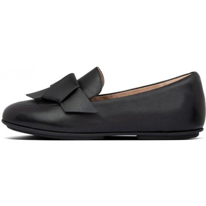 Fitflop LENA Knot Leather Loafers