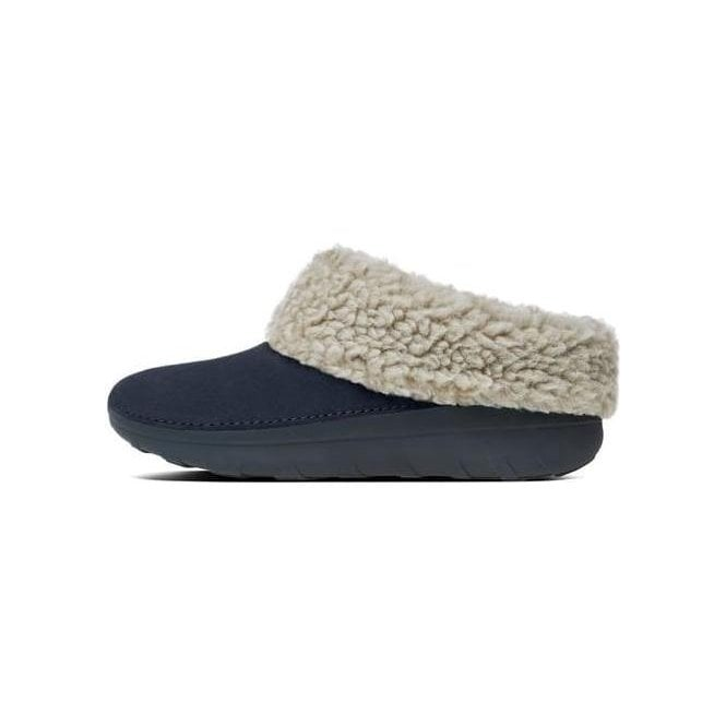 Fitflop LOAFF™ SNUG SUEDE SLIPPERS