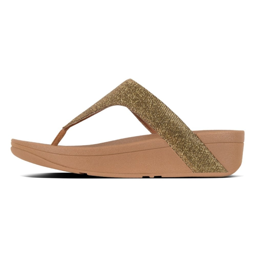 e07ac7bc5292 Fitflop LOTTIE™ GLITZY TOE-THONGS - Womens Sandals  O C Butcher