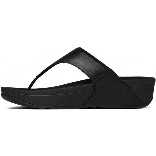 Fitflop LULU™ LEATHER TOE-THONGS