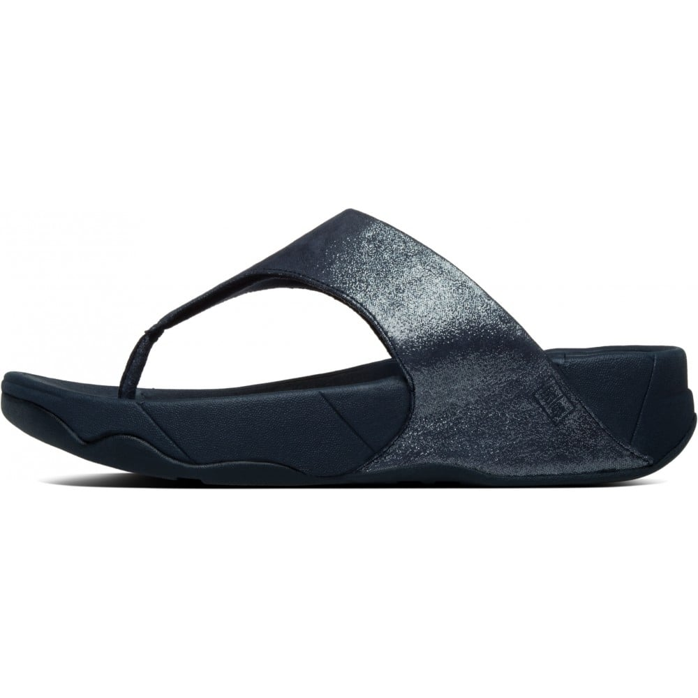 13ad01d94a9d95 Fitflop Lulu Shimmersuede Sandals