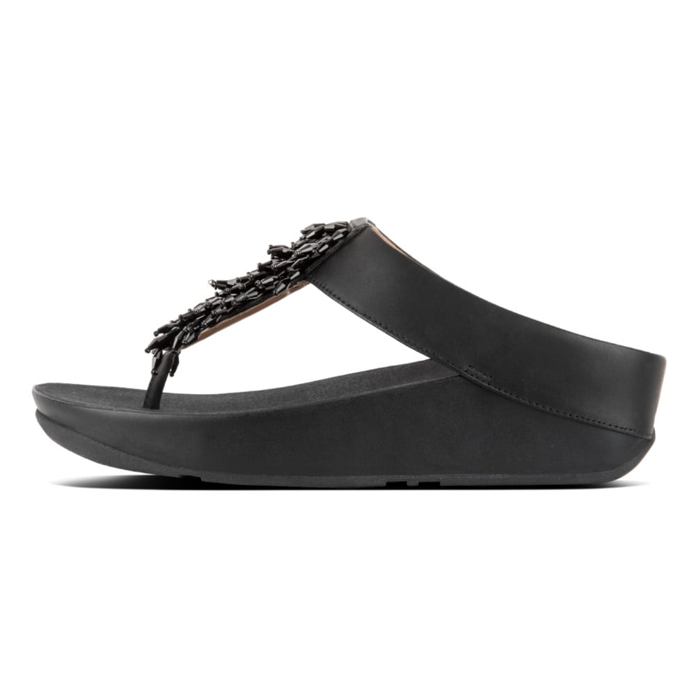 b79f315bcece Fitflop RUMBA™ TOE-THONG SANDALS - Womens Sandals  O C Butcher