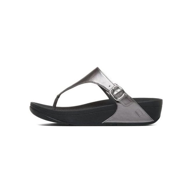 Fitflop The Skinny™ Leather Toe-Thong Sandals