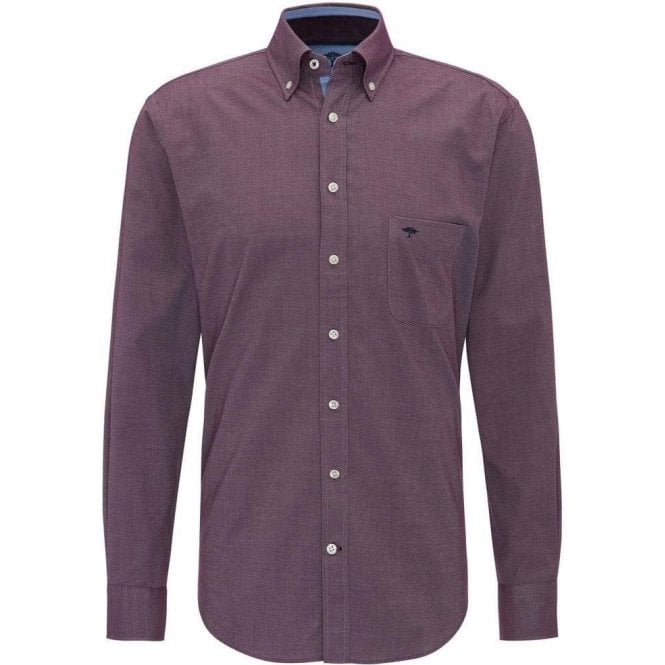Fynch Hatton Cotton Twill Shirt