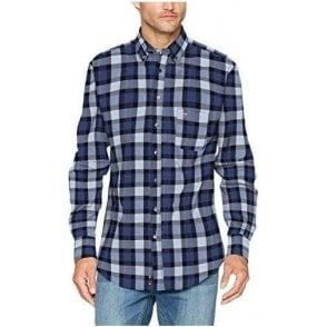 Flannel Combi Check Shirt