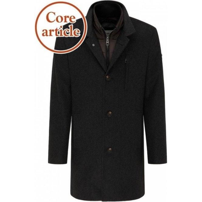 Fynch Hatton Sportive Wool Touch Coat