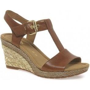 Karen Womens Modern Sandals