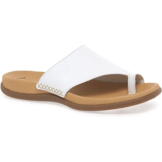 Gabor Lanzarote Ladies Toe Loop Mules