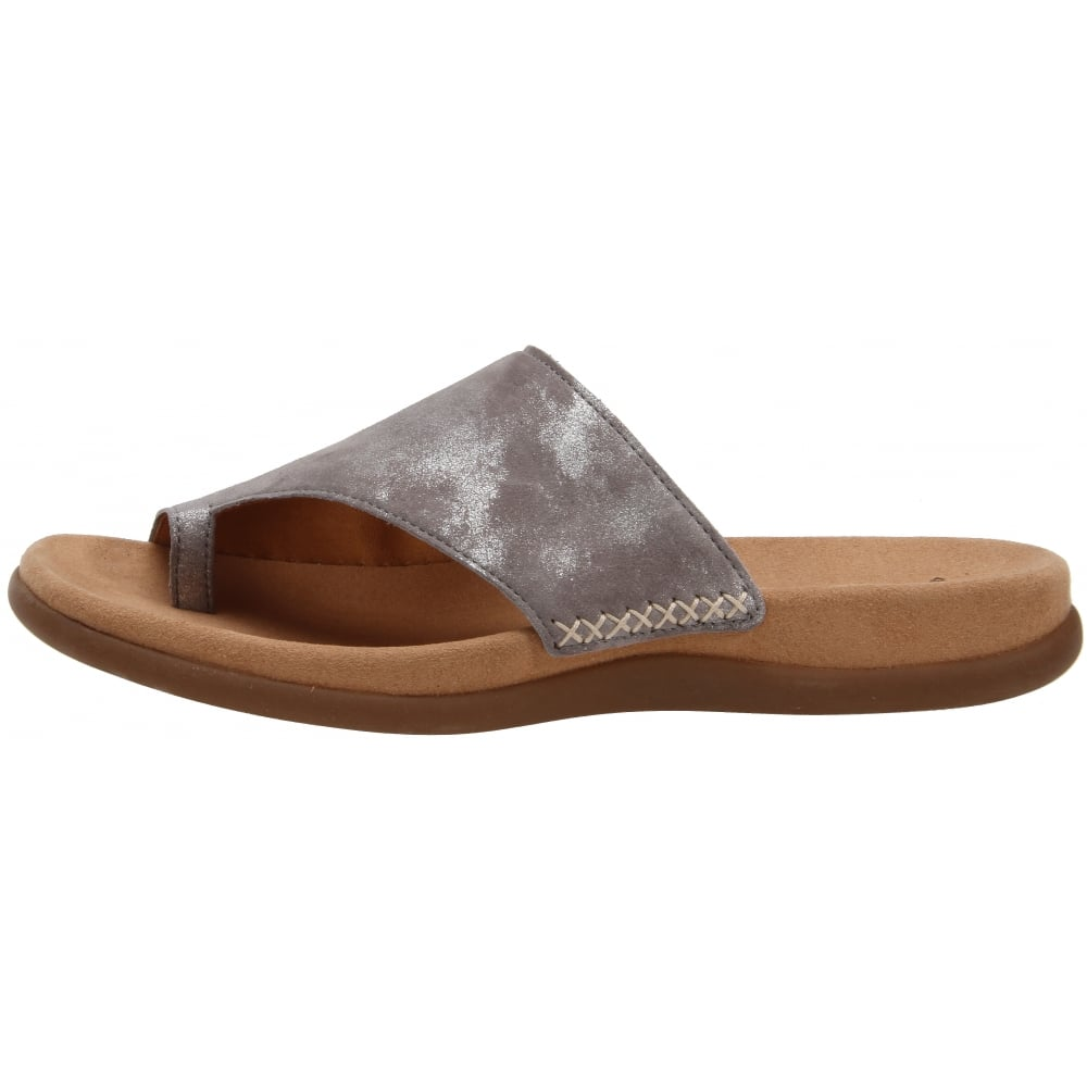 e8c201491893 Gabor Lanzarote Toe Loop Womens Mules - Women Latest Products ...