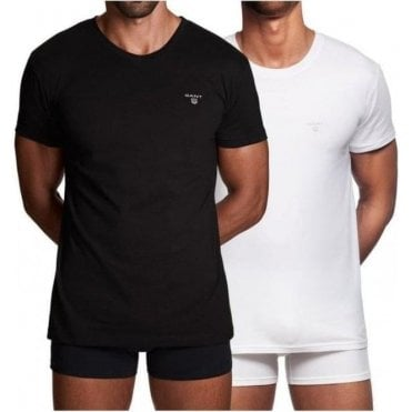 2-Pack Basic T-Shirts