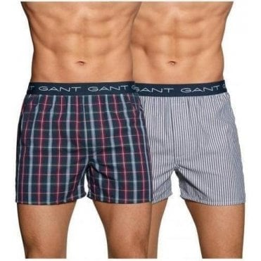 2-Pack South Shore Boxer Shorts