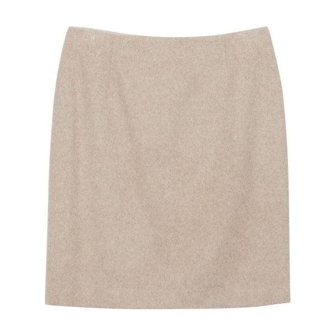 GANT Alpaca Pencil Skirt