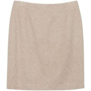 Alpaca Pencil Skirt