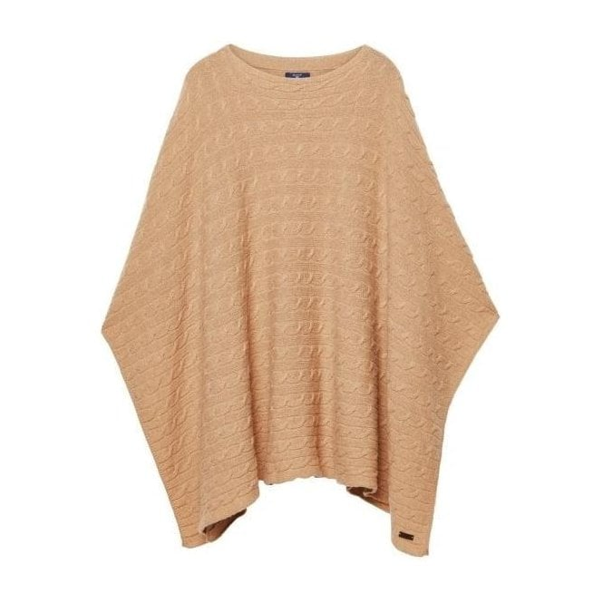 GANT Cable Poncho