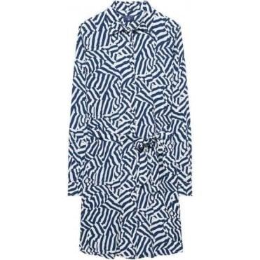 Camo Striped Dress
