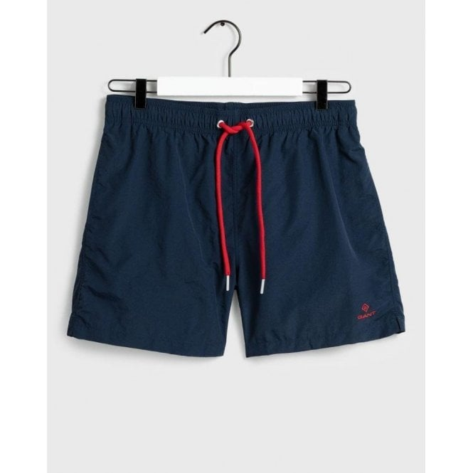 GANT Classic Fit Basic Swim Shorts