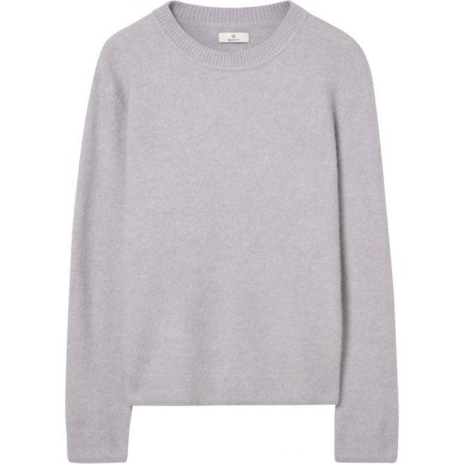 GANT Diamond G Drop Shoulder Crew Sweater
