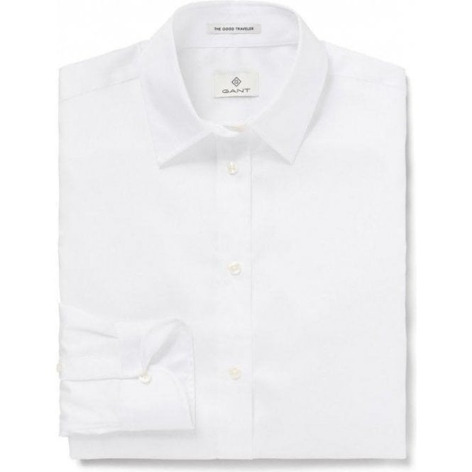 GANT Diamond G Fine Sateen Shirt