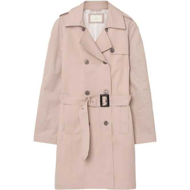 GANT Diamond G Tech Prep™ Cool Traveler Trenchcoat