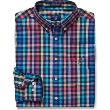 Easy Care Basket Weave Shirt