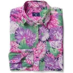 Florida Flowered Shirt
