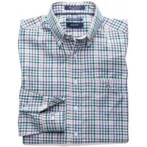 Greenwich Twill Tattersall Shirt