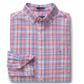Indian Madras Shirt
